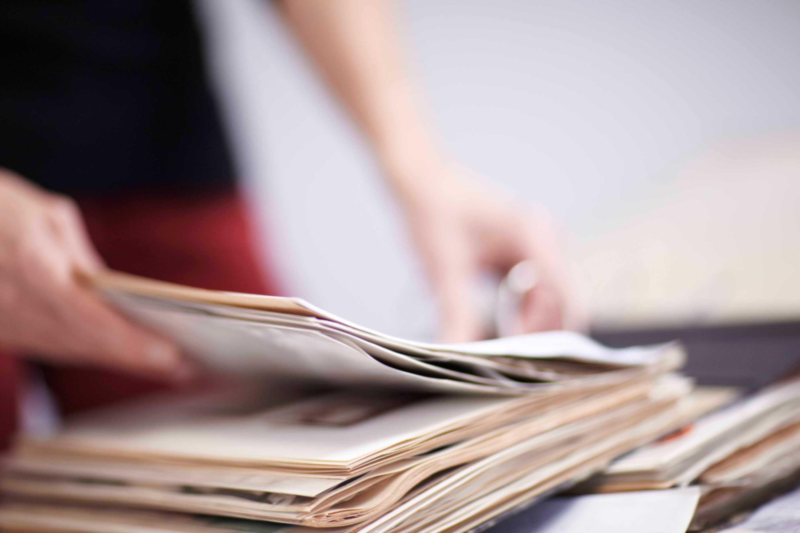 Archiv-Register