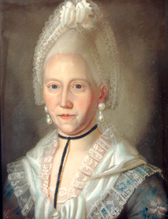 Louisa Catharina Harkort, geborene Märcker CC BY SA 3.0 Stadtmuseum Hagen